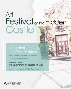 Art Festival at the Hidden Castle